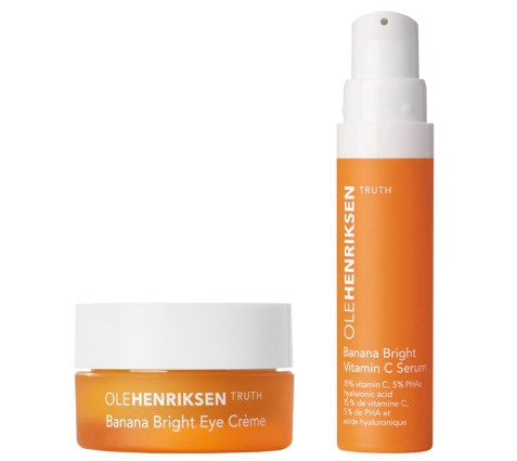 Sephora Canada Promo Code Choose 1 of 2 Free Olehenriksen Truth Banana Bright Vitamin C Skincare Deluxe Mini Samples Canadian Beauty Offer - Glossense