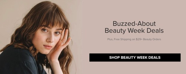 Hudson's Bay Canada Beauty Week Exclusive Savings Gift with Purchase Offers Summer 2020 Canadian Deals Sale - Glossense