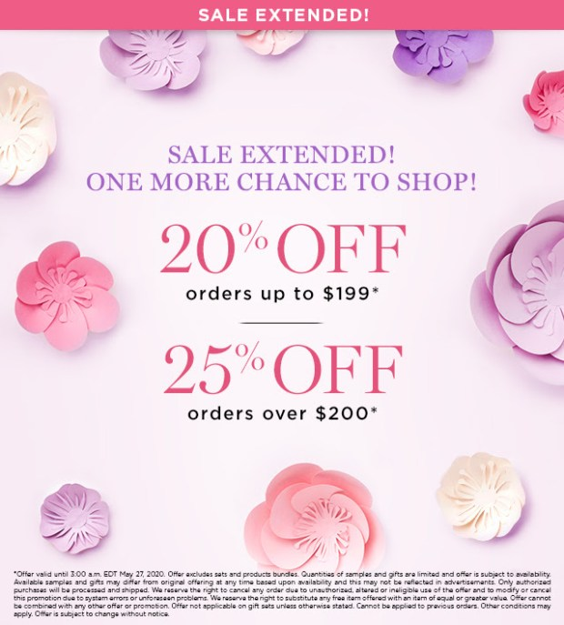Lancome Canada Friends Family Sale Extended Save 20 - 25 Off Free GWP Offer Spring 2020 Canadian Deals Promo Code - Glossense