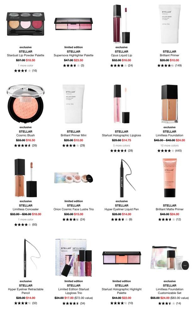 Sephora Canada Hot Spring Sale Stellar Makeup 2020 Canadian Deals - Glossense