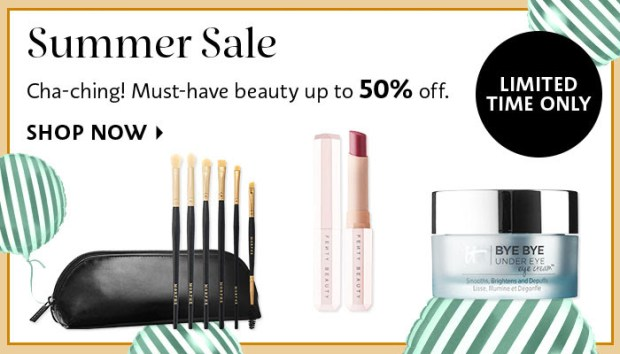 Sephora Canada Hot Summer 2020 Canadian Deals Save Up to 50 Off Beauty Must-Haves - Glossense