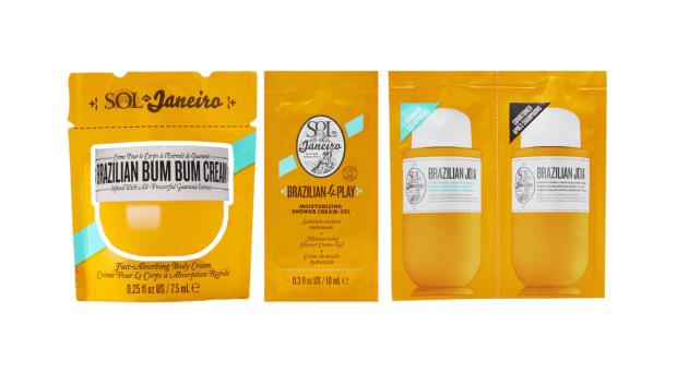 Sephora Canada Promo Code Free Sol de Janeiro 4-pc Sample Set Purchase - Glossense