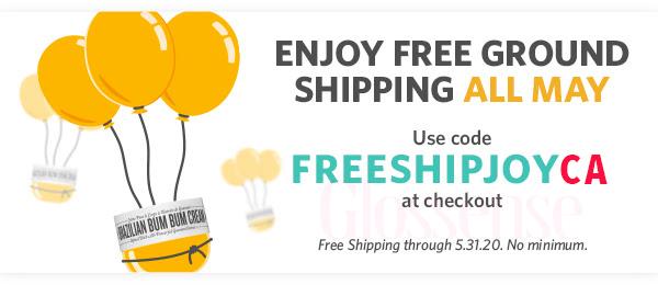 Sol de Janeiro Canada Free Canadian Shipping Canadian Coupons Promo Code May 31 - Glossense