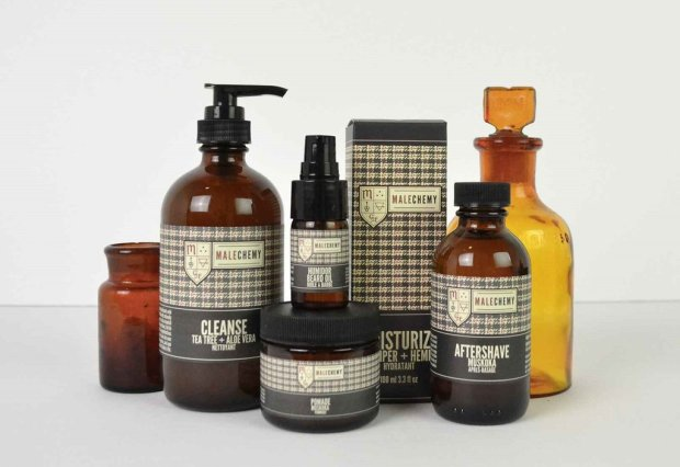 Cocoon Apothecary Malechemy Gift Sets Save on Men's Skin Hair Beard Care Father's Day 2020 Canadian Deals Promo Code - Glossense