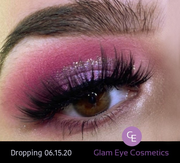 Glam Eye Cosmetics Canada Canadian New Brand Launch Promo Coupon Code June 2020 - Glossense