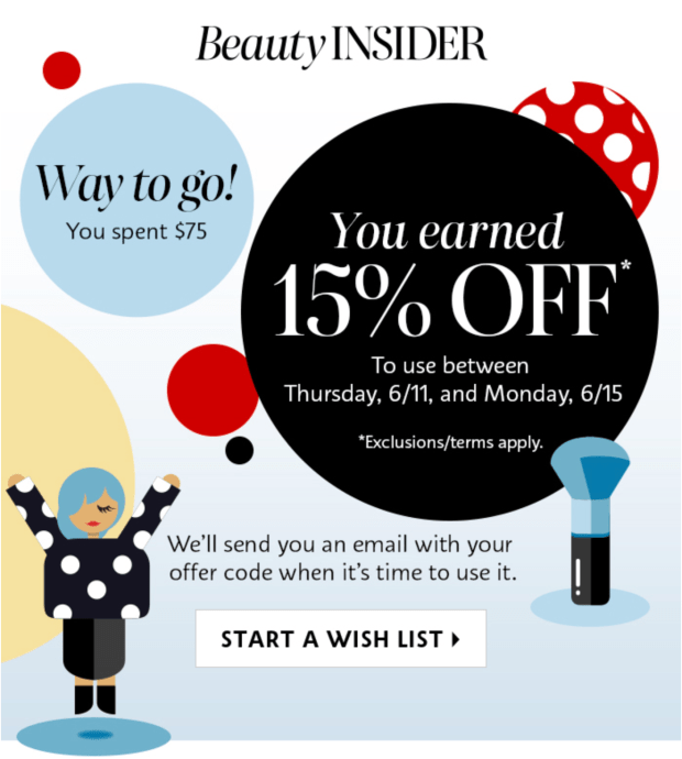 Sephora Canada Get Ready to Save 15 Off on June 11 2020 Canadian Beauty Insider Deals - Glossense