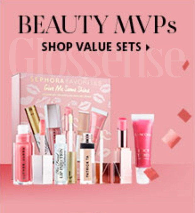 Sephora Canada New Give Me Some Shine Favorites Set Coming Soon 2020 Multi-Branded Lip Collection June 2020 - Glossense