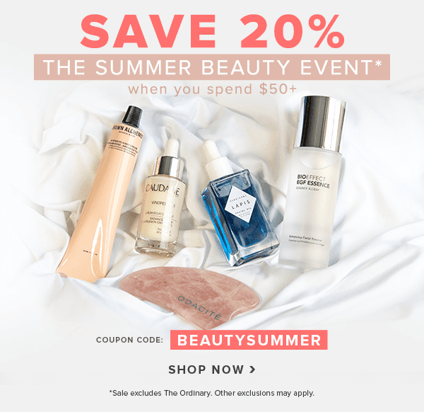 Well ca Canada Summer Beauty Event Save 20 Off All Beauty Skincare 10 Off 40 2020 Canadian Promo Code Deals Sale - Glossense
