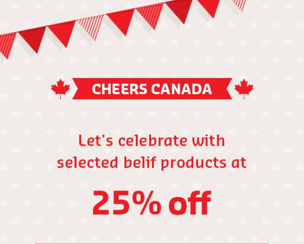 Belif Sephora Canada Save 25 Off Select Products 2020 Canada Day Sale Canadian Deals - Glossense