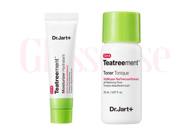 Sephora Canada Promo Code Choose 1 of 2 Free Dr Jart Teatreement Deluxe Mini Skincare Samples Canadian Beauty Offer - Glossense