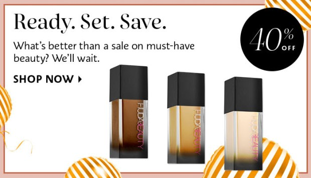 Sephora Canada Hot Sale 40 Off Huda Beauty FauxFilter Full Coverage Matte Foundation 2020 Canadian Deals - Glossense