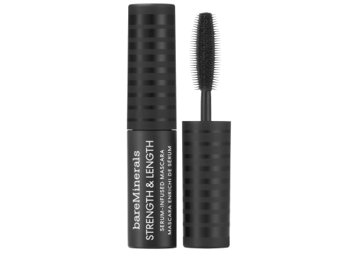 Sephora Canada Promo Code Free BareMinerals Strength and Length Serum-Infused Mascara Deluxe Mini Sample Canadian Beauty Offer - Glossense