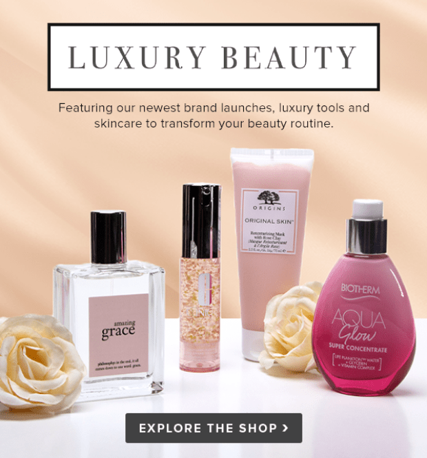 Well Canada Luxury Beauty has Arrived 2020 Canadian New Releases - Glossense