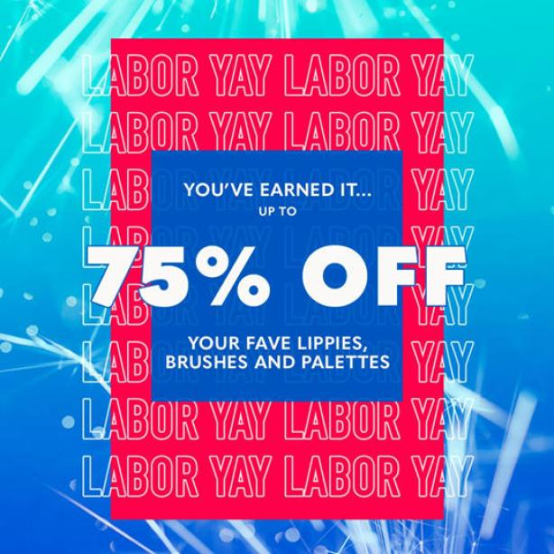 BH Cosmetics Canada Labour Day Sale Up to 75 Off Lippies Brushes Palettes 2020 Canadian Deals - Glossense