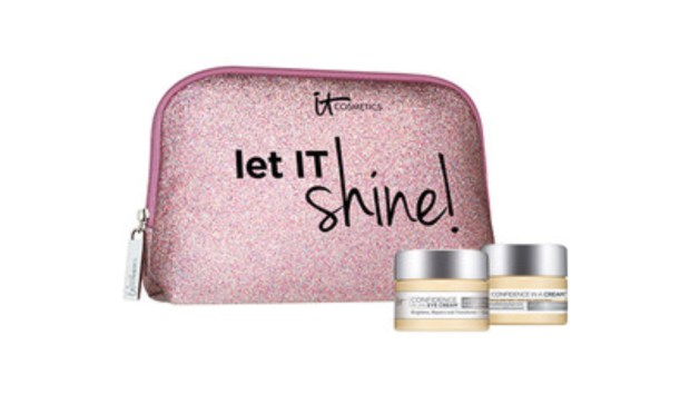 Beauty by Shoppers Drug Mart Canada Shop IT Cosmetics Online Receive Free Let IT Shine Confidence Kit Canadian Gift with Purchase Offer - Glossense
