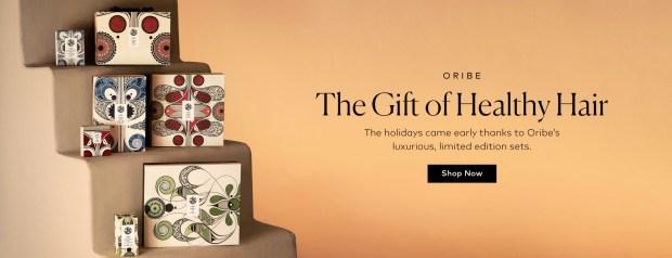 Beautylish Canada Oribe Hair Care Gift Sets 2020 Holiday Collection - Glossense