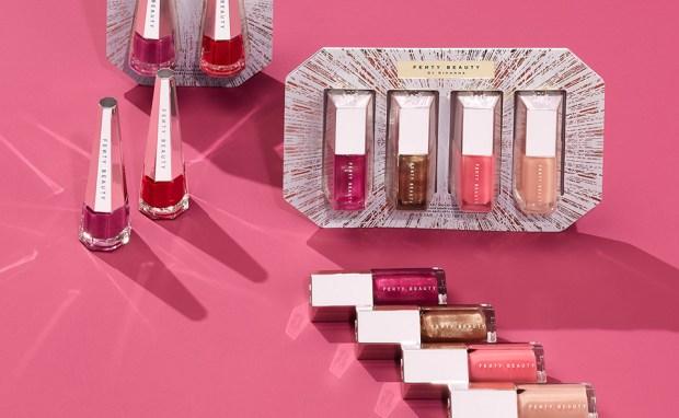Fenty Beauty Sephora Canada Shop Fenty Beauty Holo'Daze 2020 Holiday Christmas Collection Canadian New Releases Gift Ideas - Glossense