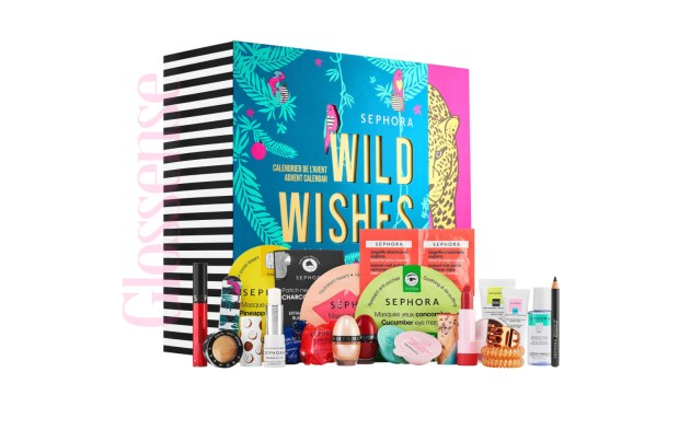 Sephora Canada Sneak Peek Sephora Collection Wild Wishes 2020 Canadian Holiday Christmas Beauty Advent Calendar 2 - Glossense