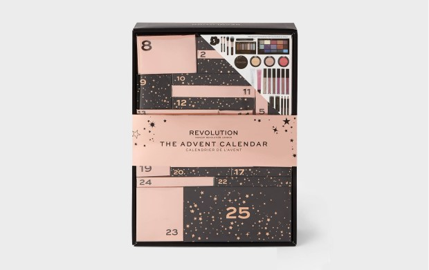 Beauty Bay Canada Makeup Revolution 2020 Advent Calendar Countdown - Glossense