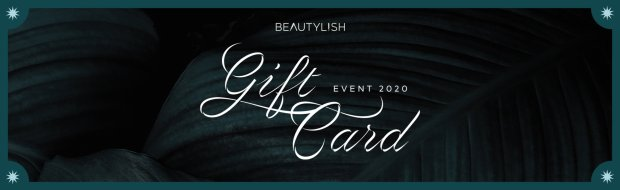 Beautylish Canada Gift Card Event 2020 is Coming October 22 2020 Annual Canadian Holiday Promotion - Glossense