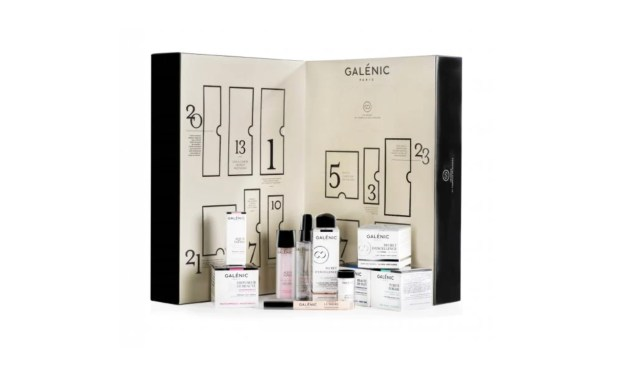 Care to Beauty Canada Galenic Christmas Advent Calendar 2020 Canadian Holiday Countdown - Glossense