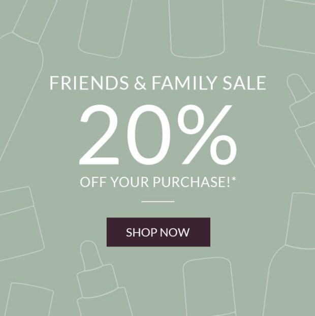 Caudalie Canada Friends Family Sale 20 Off Sitewide Up to 50 Off Premium Items - Glossense