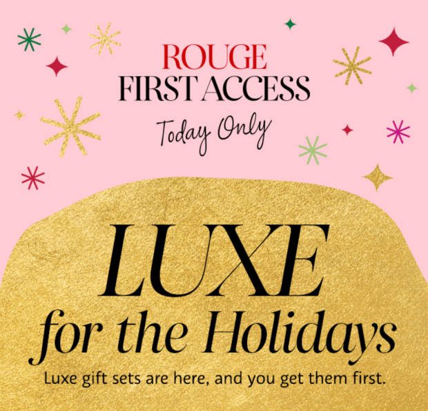 Sephora Canada Rouge First Access Luxe Gift Sets 2020 Holiday Christmas Canadian New Releases Gift Ideas - Glossense