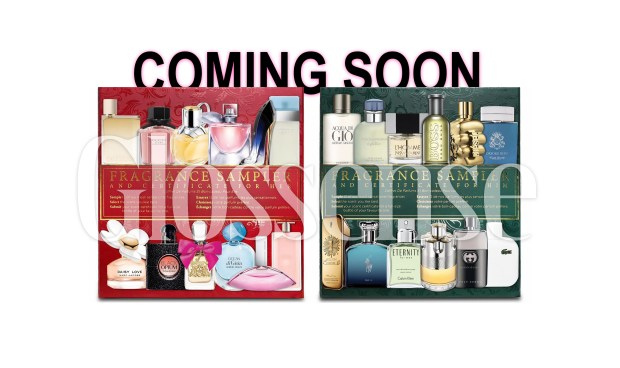 Shoppers Drug Mart Canada Fragrance Sampler 2020 Sets for Her Him Coming Soon - Glossense