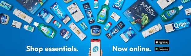 Shoppers Drug Mart Canada Shop Essentials Now Online Get Free Cash Back HOT Canadian Deals - Glossense