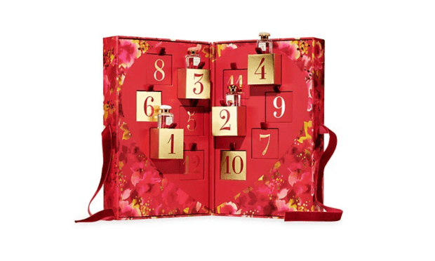 Estee Lauder Canada Aerin 2020 Holiday Advent Calendar Canadian Christmas Fragrance Countdown - Glossense