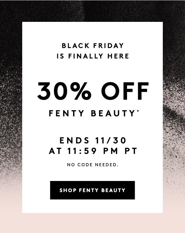 Fenty Beauty Canada 2020 Black Friday Sale Free Makeup Bag Canadian Deals - Glossense
