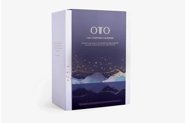 Selfridges Canada Oto Mindful CBD Christmas Advent Calendar 2020 Canadian Holiday Countdown - Glossense