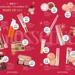 Sephora Canada Cyber Week Sale 2020 Canadian Deals Day 3 - Glossense