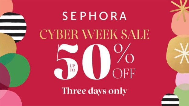 Sephora Canada Cyber Week Sale 2020 Canadian Deals - Glossense