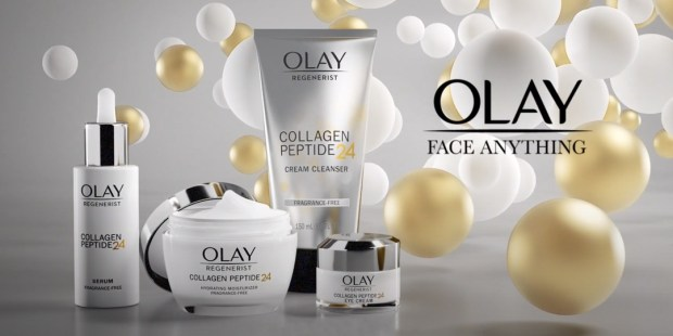 Shopper Army Canada Apply to Try Review OLAY Regenerist Collagen Peptide 24 Skincare Product for Free - Glossense