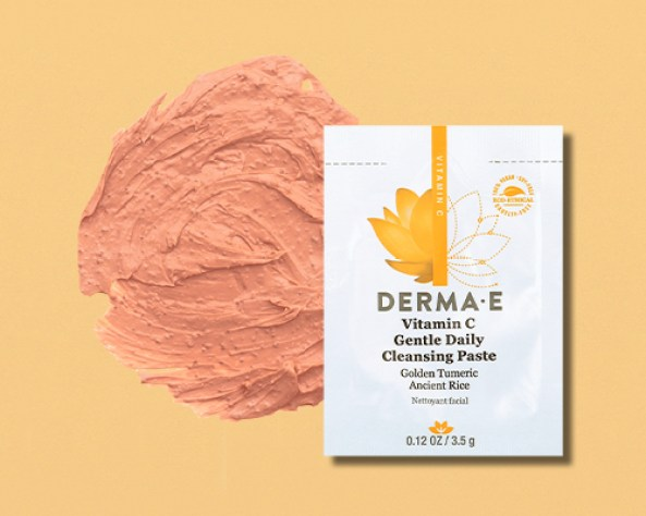 Canadian Freebies First 3000 Get Free Derma E Vitamin C Cleansing Paste Skincare Sample Canada - Glossense