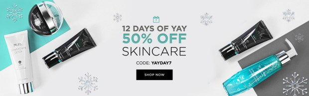 PUR Cosmetics Canada 12 Days of Yay 2020 Canadian Deals Sales Day 7 Save on Skincare - Glossense