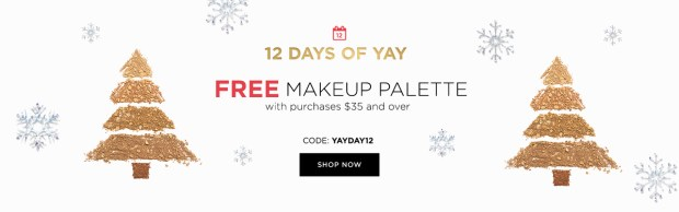 PUR Cosmetics Canada 12 Days of Yay Free Makeup Palette 2020 - Glossense.jpg