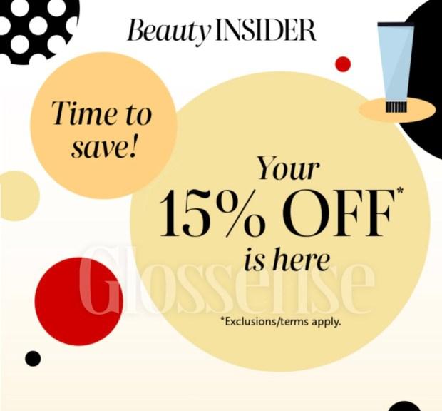 Sephora Canada Check E-mail Coupon Canadian Beauty Deals Promo Code December 2020 - Glossense