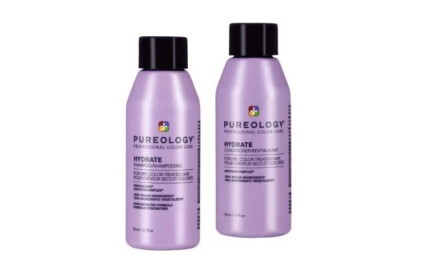 Sephora Canada Free Pureology Hair-Care Duo Deluxe Mini Samples - Glossense