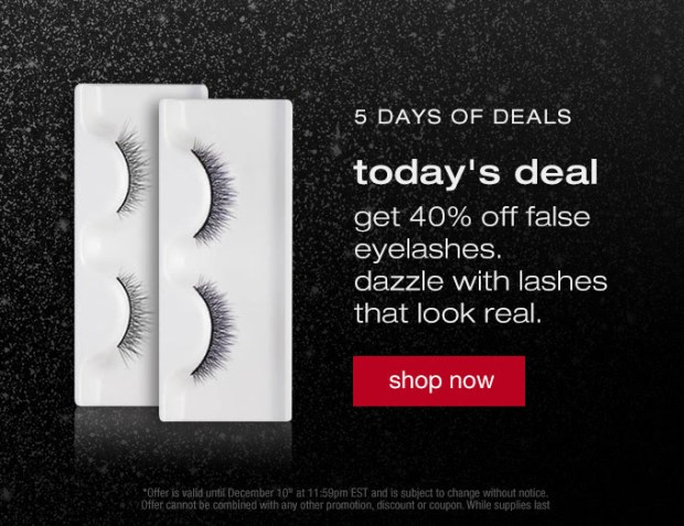 Shu Uemura Canada 5 Days of Holiday Deals Canadian Sale Offers 2020 Day 4 - Glossense