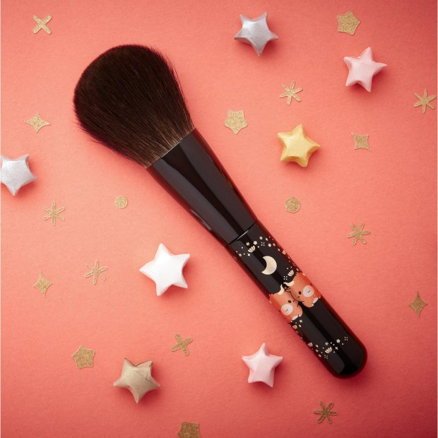 Beautylish Canada The Lunar New Year Makeup Brush Year of the Ox Launches Today January 2021 Canadian New Releases - Glossense