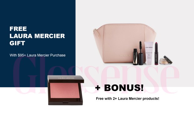 Hudson's Bay Canada Free Laura Mercier Gifts GWP Offers - Glossense