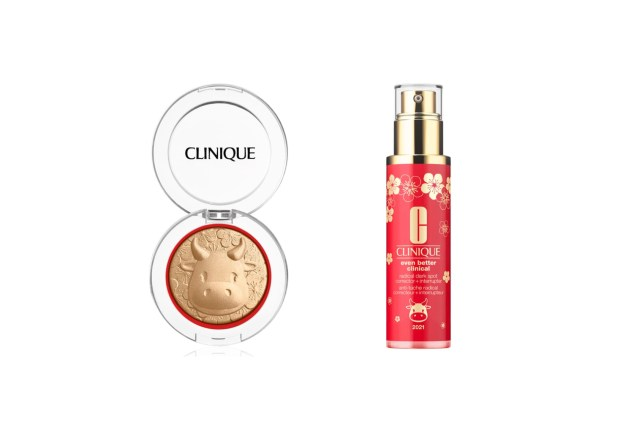 Nordstrom Canada Clinique 2021 Lunar New Year Canadian Release - Glossense