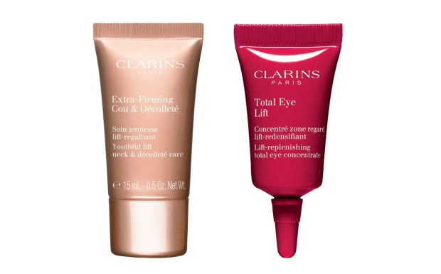 Sephora Canada Free Clarins Skincare Sample Canadian GWP Offer - Glossense