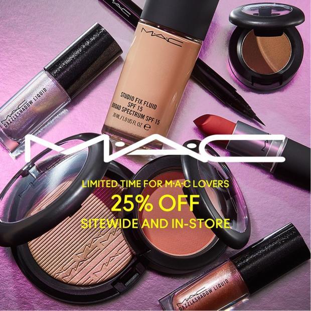 MAC Cosmetics Canada MAC Lovers Sale Canadian Deals Spring 2021 - Glossense