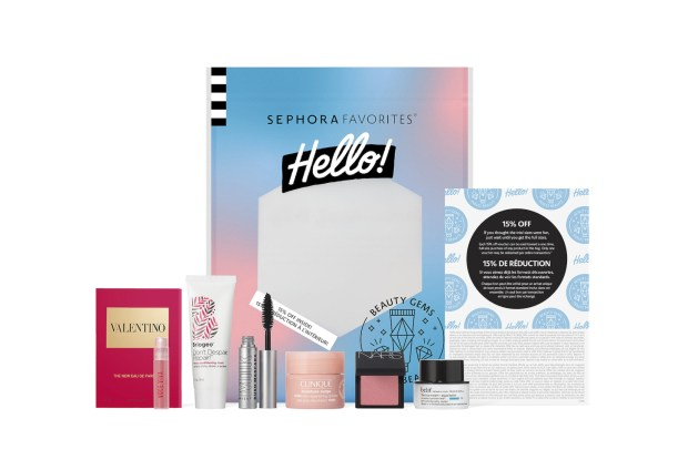 Sephora Canada New Sephora Favorites Hello Beauty Gems Bag Canadian Deals Beauty Value Sets March 2021 - Glossense