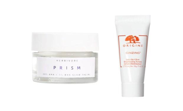 Sephora Canada Promo Code Free Herbivore Prism or Origins GinZing Deluxe Mini Skincare Sample - Glossense