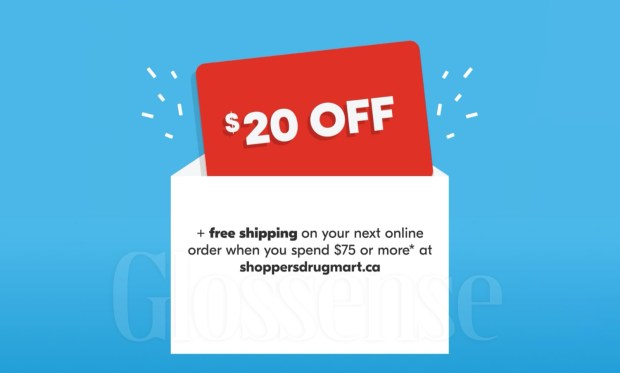 Shoppers Drug Mart Canada Canadian Coupon March 2021 - Glossense