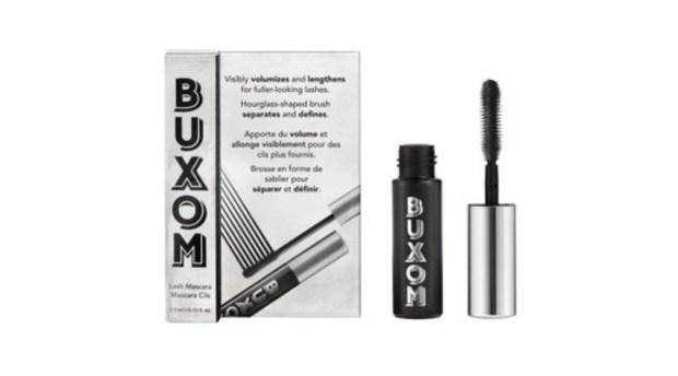 Shoppers Drug Mart Canada Free Buxom Lash Volumizing Mascara GWP - Glossense